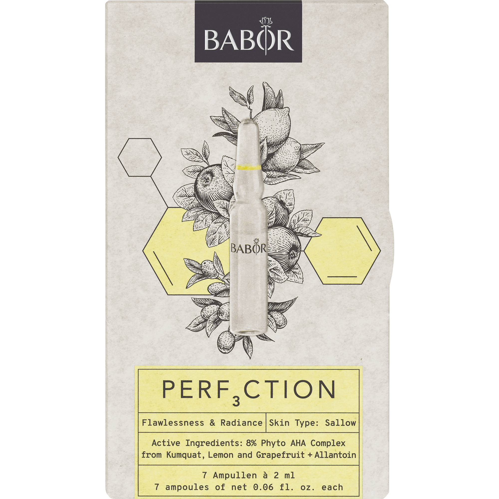 BABOR Promo Ampullen 2021 - PERFECTION (Phyto AHA)