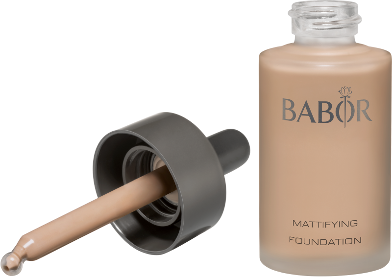 BABOR AGE ID FACE COSMETICS Mattifying Foundation 02 Natural