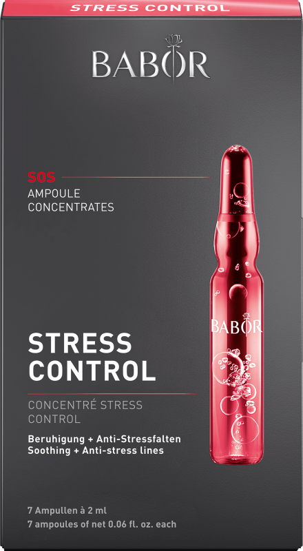 BABOR AMPOULE CONCENTRATES SOS Stress Control 7x2 ml