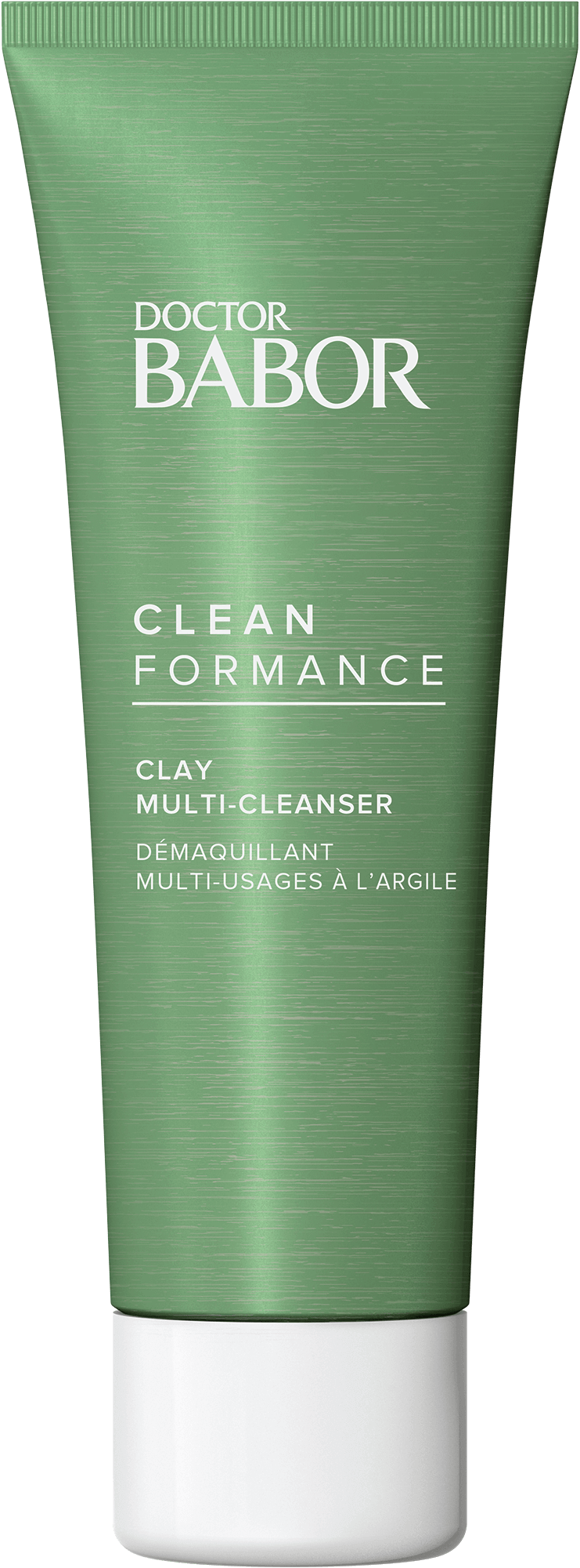 DOCTOR BABOR TECH CELLULAR CLEANFORMANCE Clay Multi-Cleanser