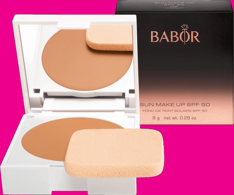 BABOR AGE ID MAKE UP Sun Make Up SPF 50 | 02 Medium