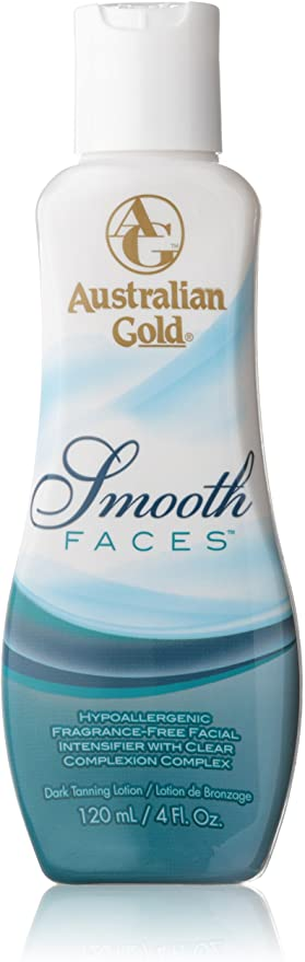 AUSTRALIAN GOLD Smooth Faces - Bräunungsbeschleuniger