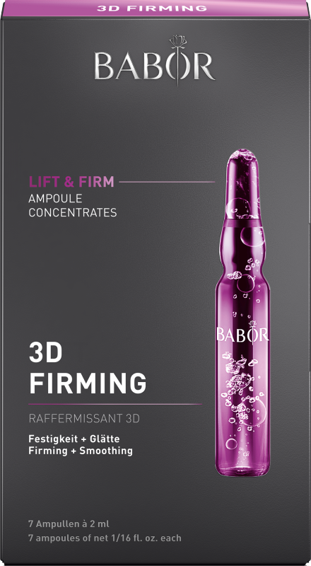 BABOR AMPOULE CONCENTRATES LIFT & FIRM 3D Firming 7x2 ml