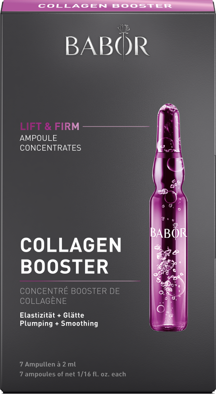 BABOR AMPOULE CONCENTRATES LIFT & FIRM Collagen Booster 7x2 ml