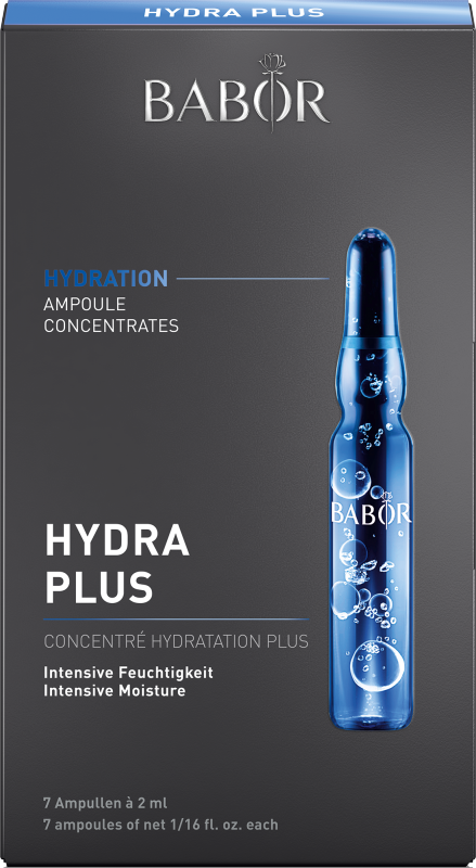 BABOR AMPOULE CONCENTRATES HYDRATION Hydra Plus 7x2 ml