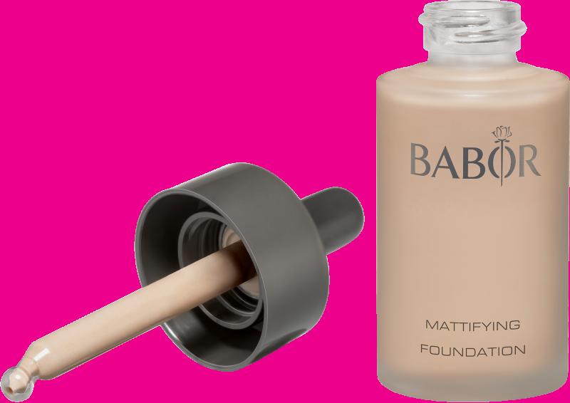 BABOR AGE ID FACE COSMETICS Mattifying Foundation 01 Ivory