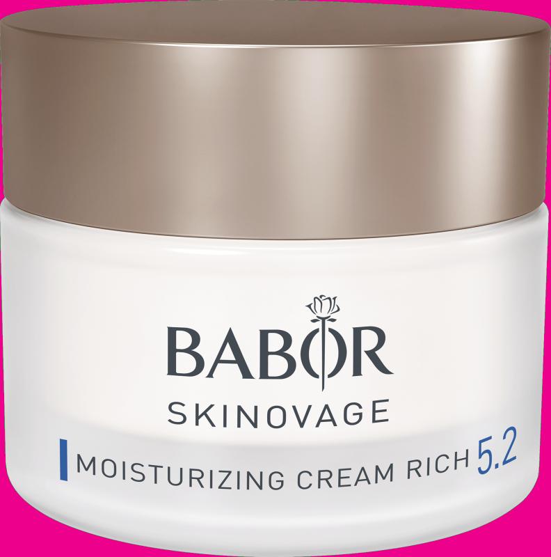 BABOR SKINOVAGE Moisturizing Cream Rich