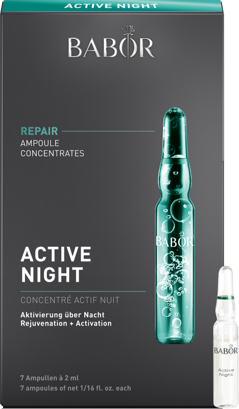 BABOR AMPOULE CONCENTRATES REPAIR Active Night 7x2 ml