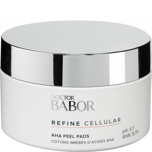 DOCTOR BABOR REFINE CELLULAR AHA Peel Pads