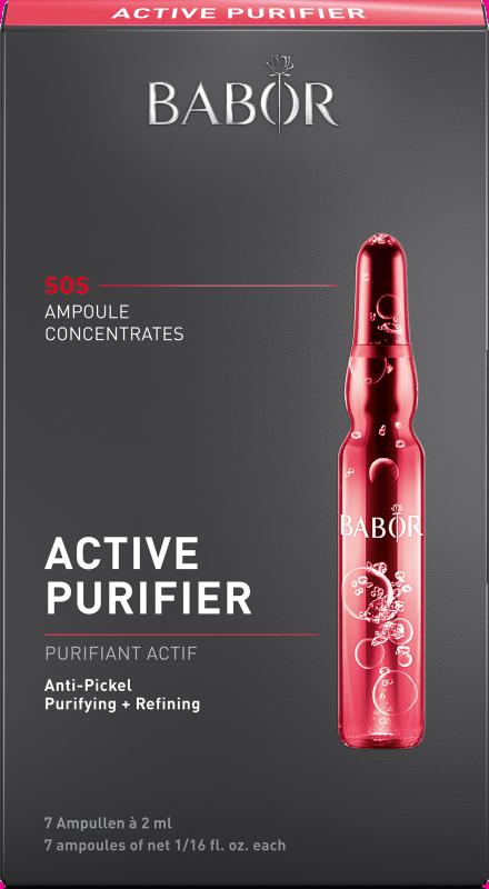 BABOR AMPOULE CONCENTRATES SOS Active Purifier 7x2 ml