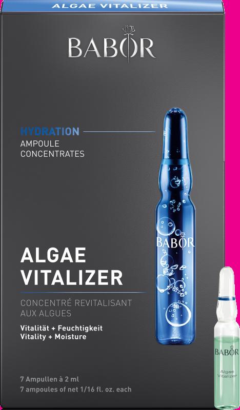 BABOR AMPOULE CONCENTRATES HYDRATION Algae Vitalizer 7x2 ml