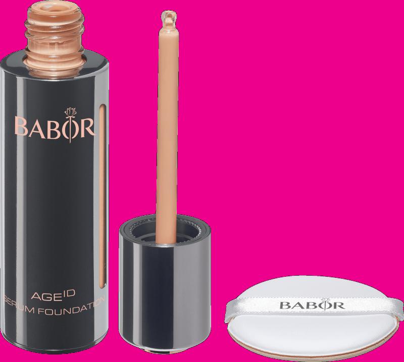 BABOR AGE ID FACE COSMETICS Serum Foundation 03 Almond