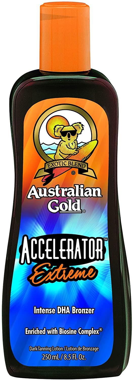 AUSTRALIAN GOLD Accelerator Extreme - Bräunungsbeschleunuger