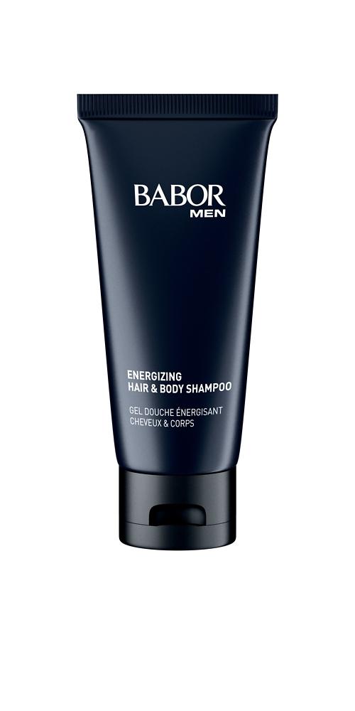BABOR MEN Energizing Hair & Body Shampoo