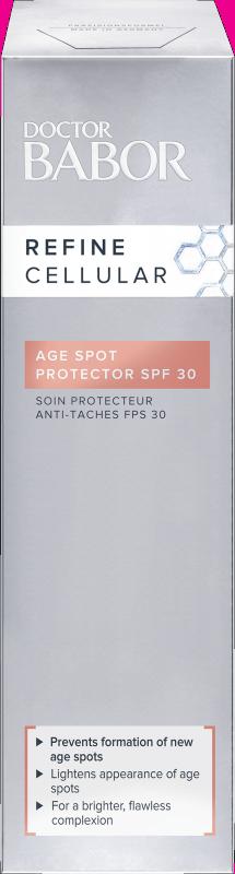DOCTOR BABOR REFINE CELLULAR Age Spot Protector SPF 30