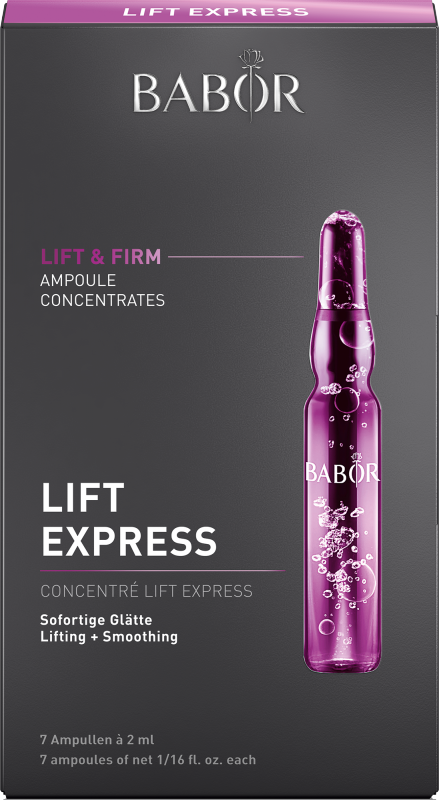 BABOR AMPOULE CONCENTRATES LIFT & FIRM Lift Express 7x2 ml