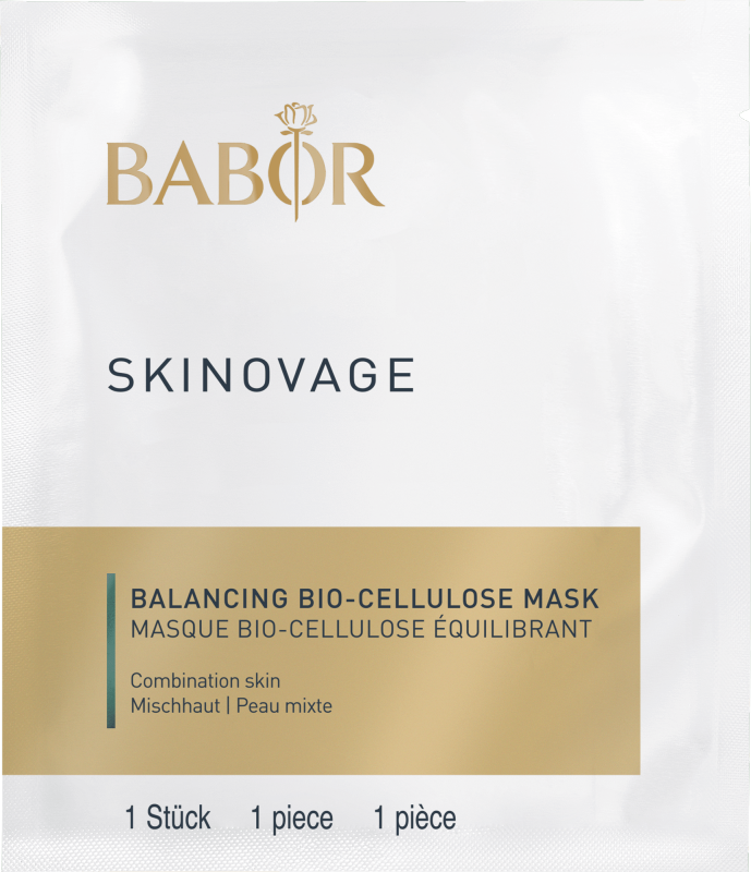 BABOR SKINOVAGE Balancing Bio-Cellulose Mask