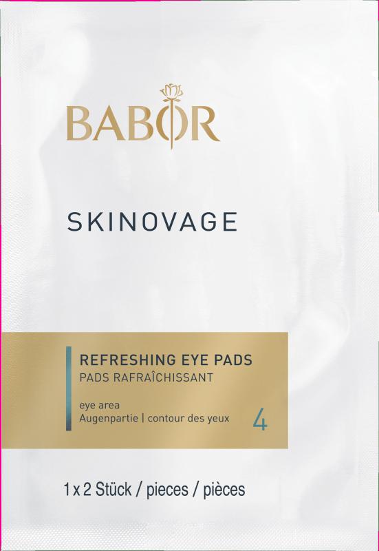 BABOR SKINOVAGE Balancing Refreshing Eye Pads